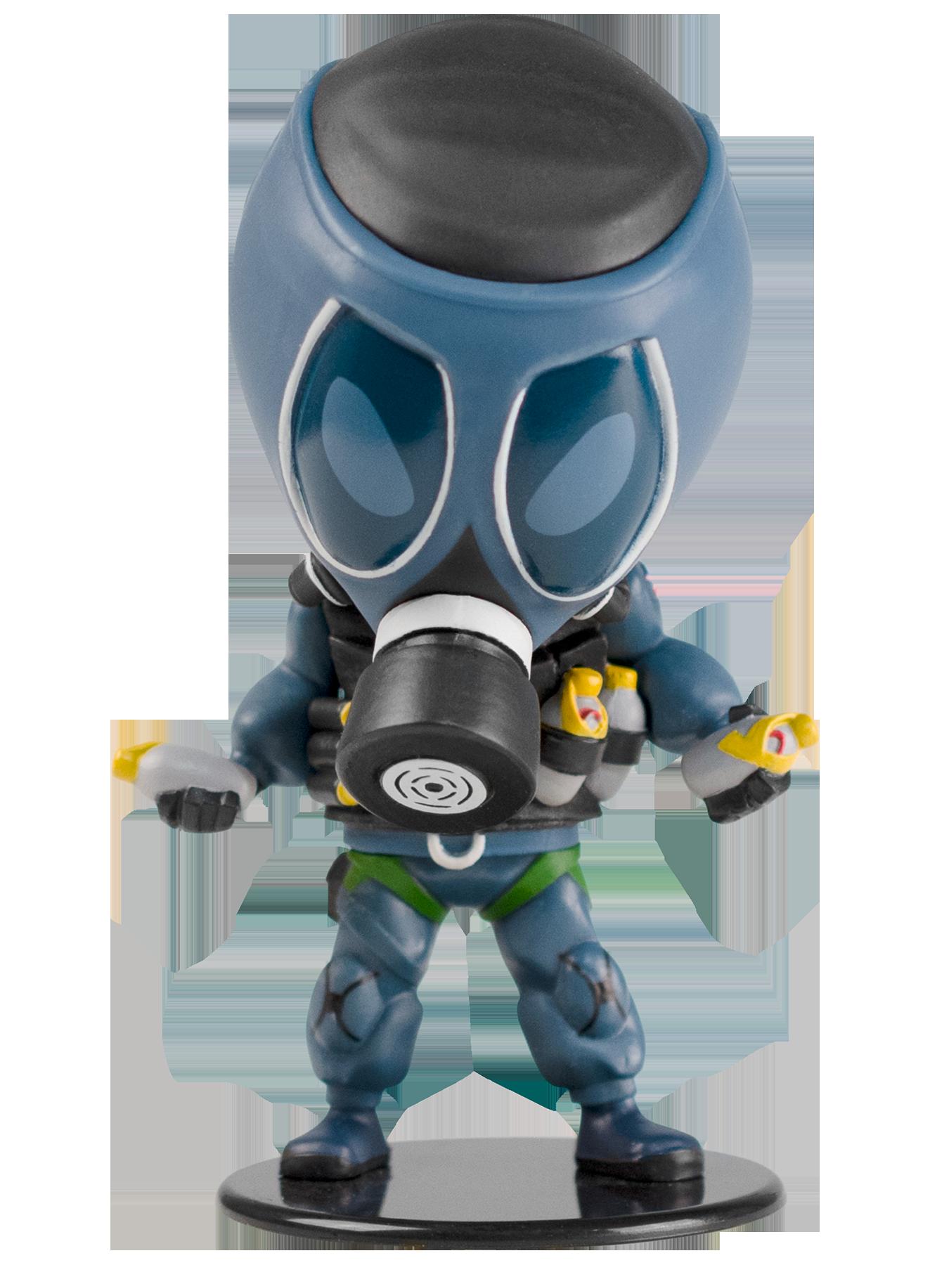 Smoke Figurine