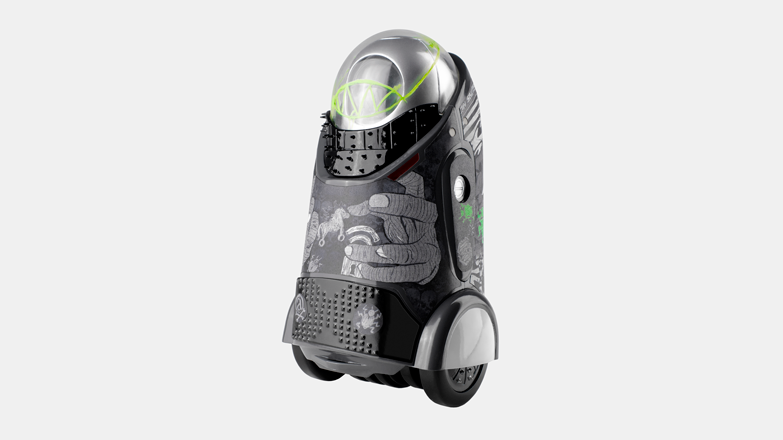 Watch Dogs  Security Robot