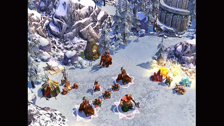 heroes of might and magic v hammers of fate dlc large