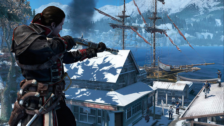 Buy Assassin s Creed Rogue Time Saver Resource Pack