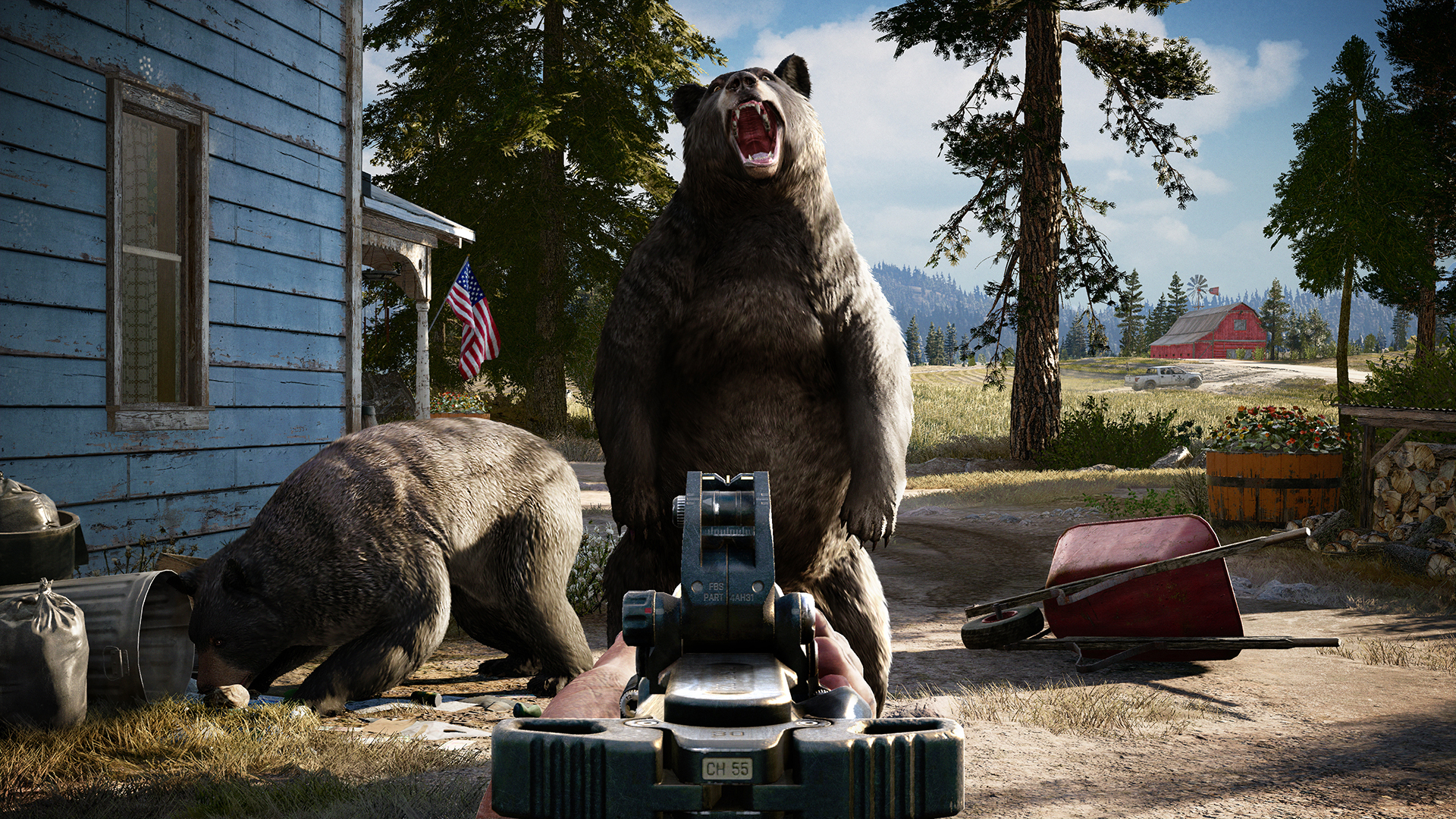 far cry 5 how to get master blaster