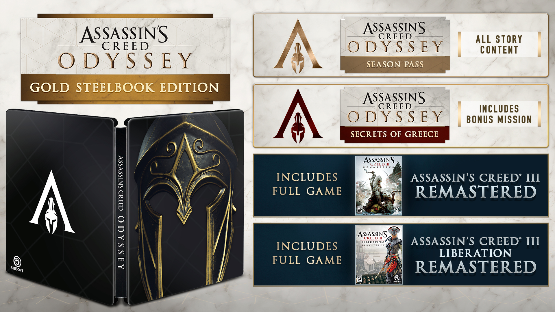 assassins creed odyssey gold editionfull unlocked - HD 1920×1080
