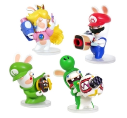 Complete collection of RKB Figurines