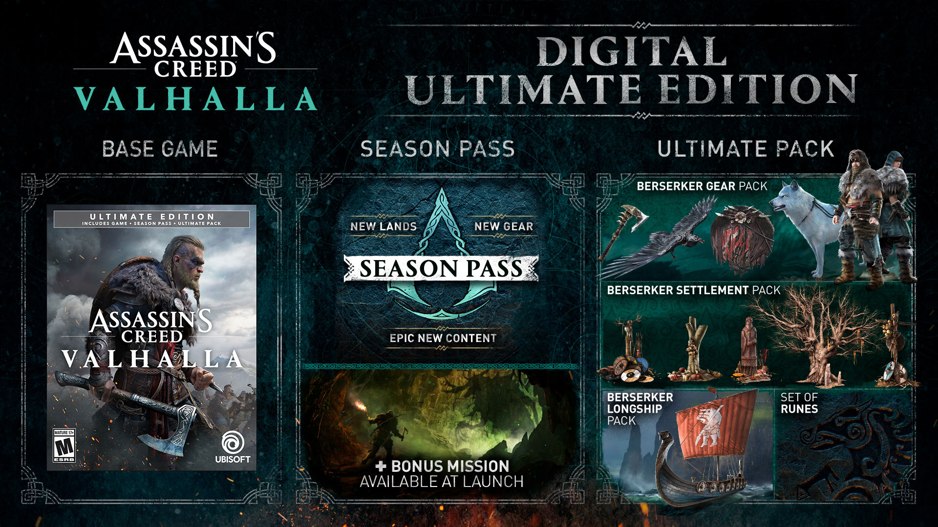 Acheter Assassin S Creed Valhalla Ultimate Edition Boutique Officielle Ubisoft Ca