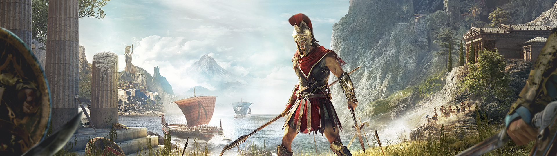 Assassin S Creed Odyssey Helix Credits Small Pack Br Ubisoft